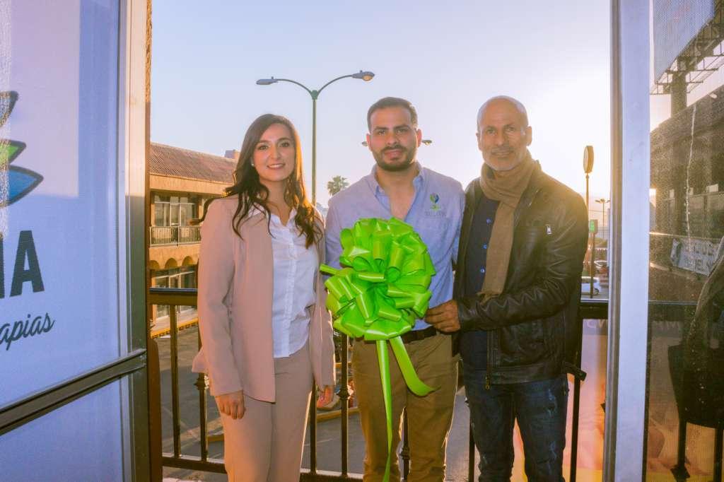 Inauguran sucursal de Colegio de Terapias Yulitia en Ensenada
